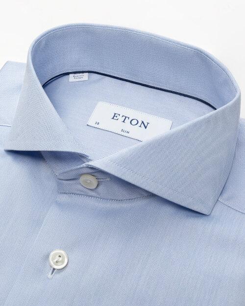 Koszula Eton 3000_73511_21 niebieski