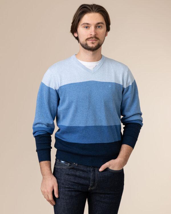 Sweter Redmond 211820600_10 niebieski