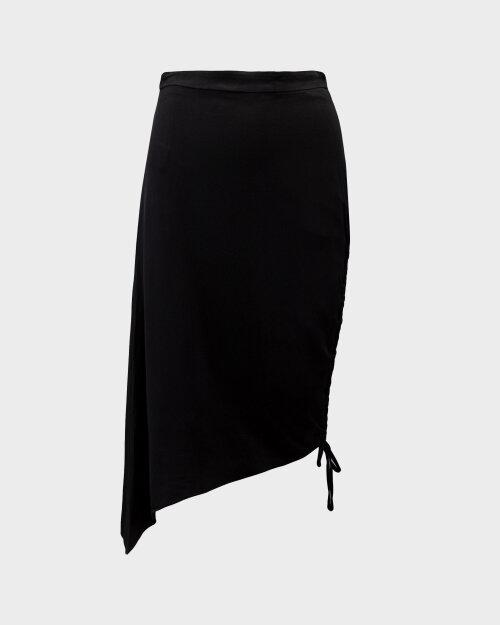 Spódnica Na-Kd 1018-006332_BLACK czarny