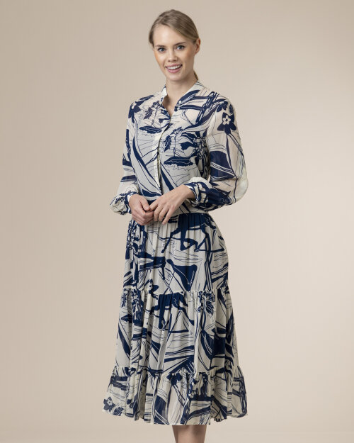 Sukienka Beatrice B 21FE6436EL873_550 biały