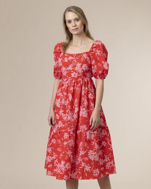 Sukienka Beatrice B 21FE6482701833_360 czerwony