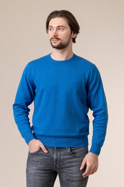 Sweter Redmond 500_18 niebieski