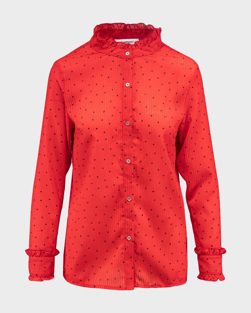Koszula Co'Couture 75664_44 czerwony - fot:1