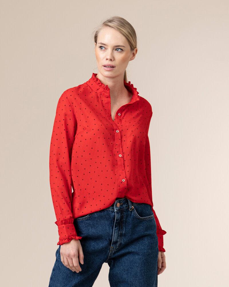 Koszula Co'Couture 75664_44 czerwony - fot:2