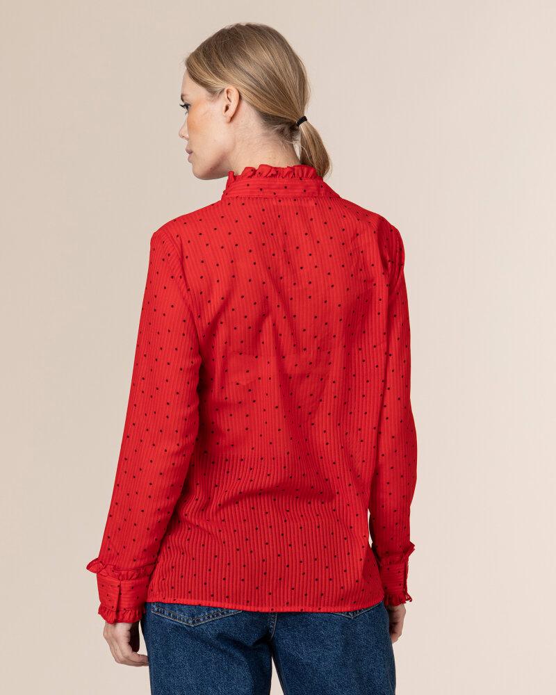 Koszula Co'Couture 75664_44 czerwony - fot:4