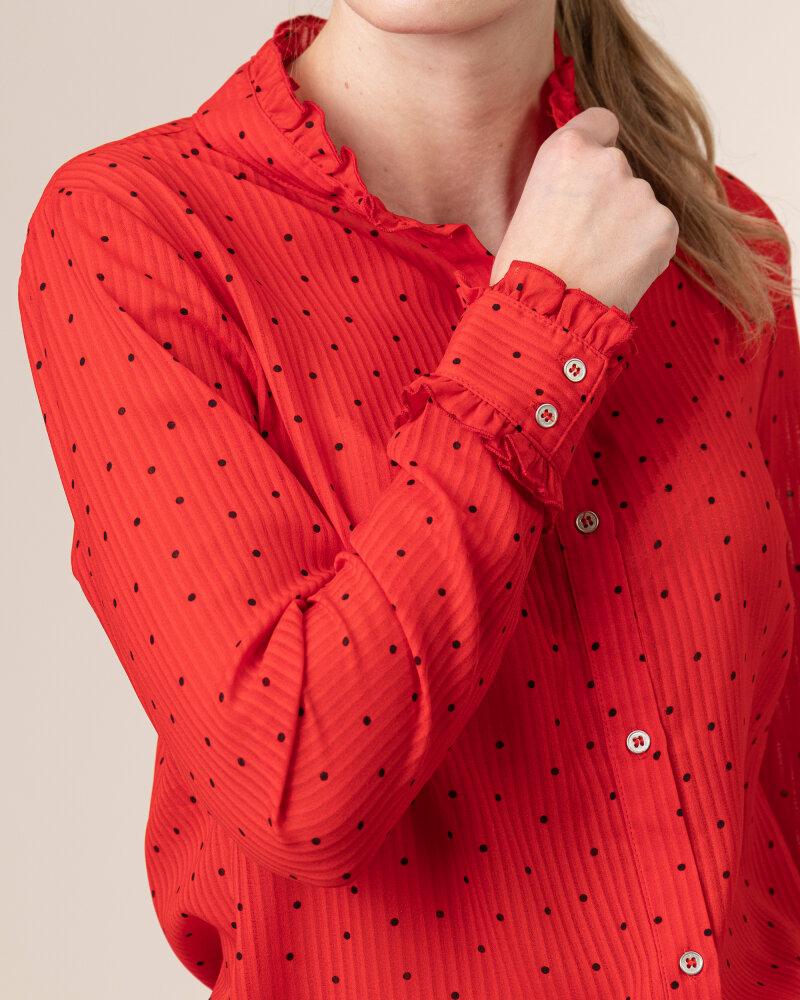 Koszula Co'Couture 75664_44 czerwony - fot:5