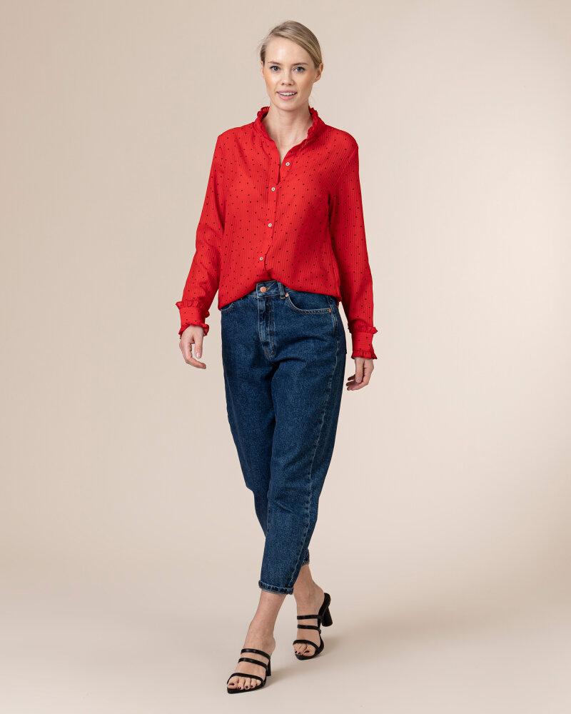 Koszula Co'Couture 75664_44 czerwony - fot:6