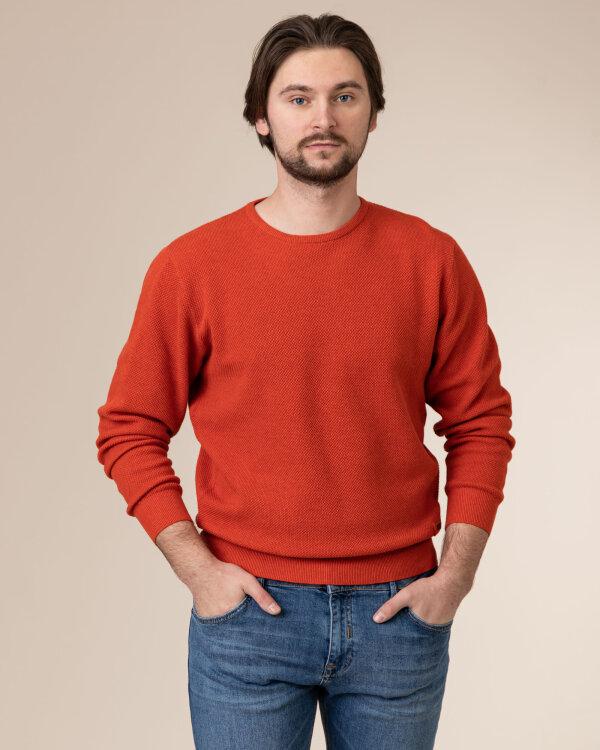 Sweter Redmond 211810600_25 pomarańczowy