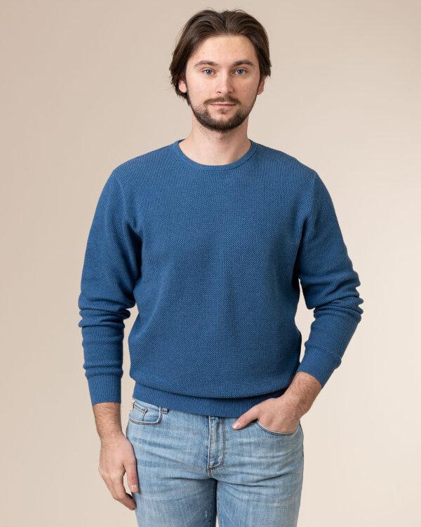 Sweter Redmond 211810600_14 niebieski