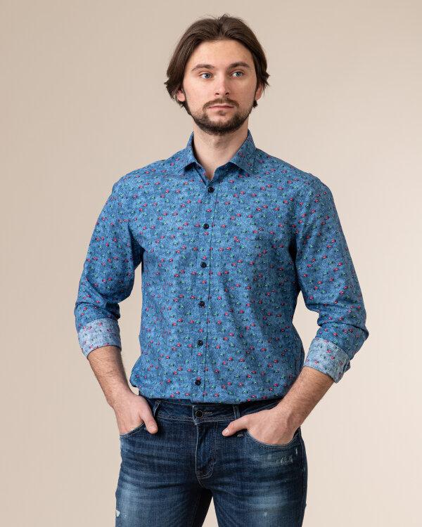 Koszula Olymp 402474_18 niebieski