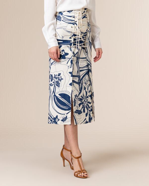Spódnica Beatrice B 21FE5533211873_550 biały