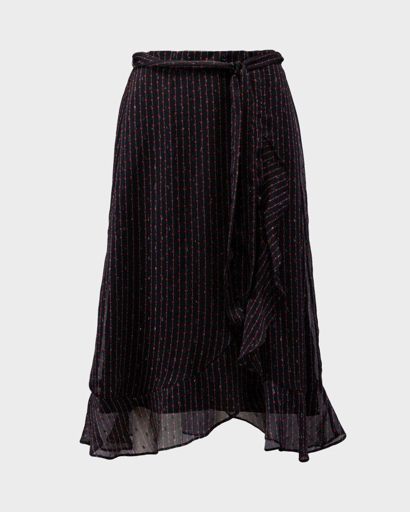 Spódnica Co'Couture 74087_FRACTAL_96 BLACK czarny - fot:1