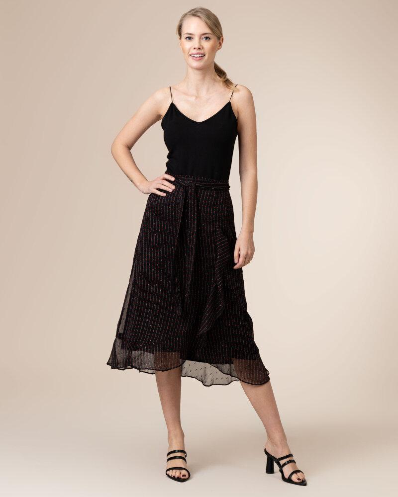 Spódnica Co'Couture 74087_FRACTAL_96 BLACK czarny - fot:5
