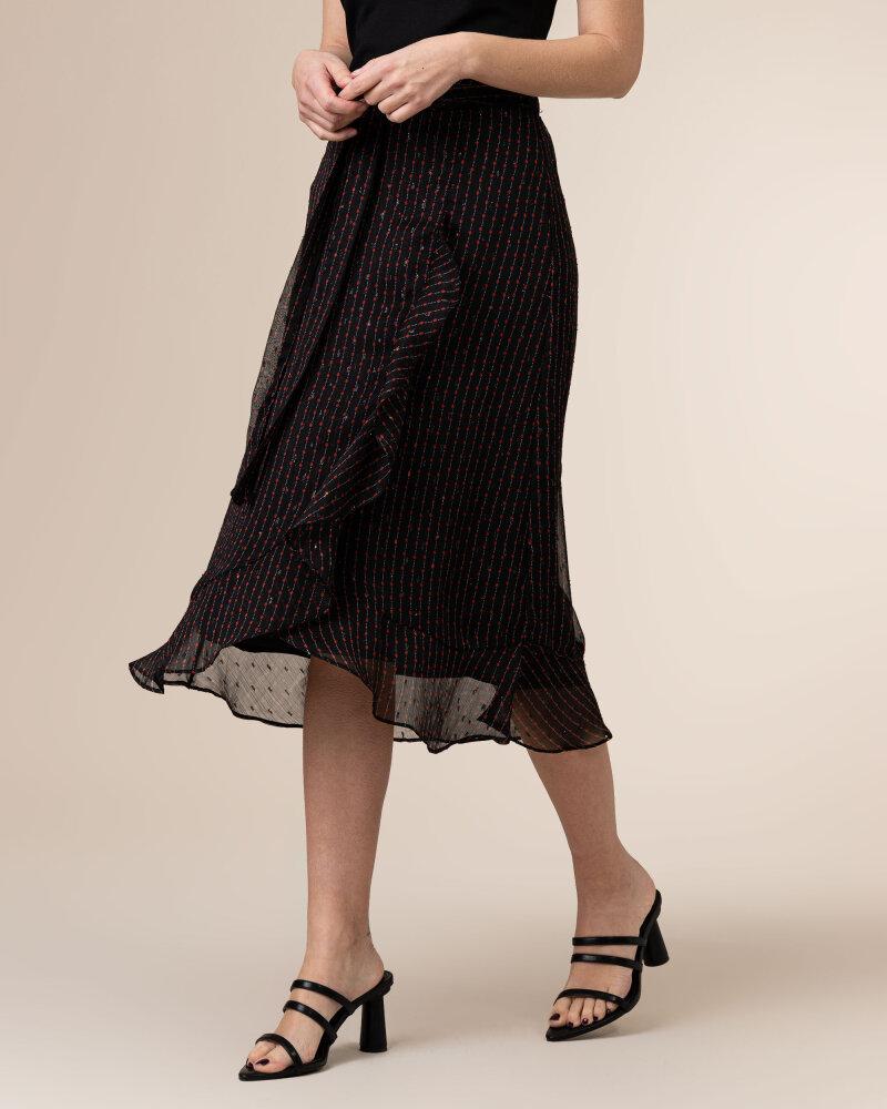 Spódnica Co'Couture 74087_FRACTAL_96 BLACK czarny - fot:2