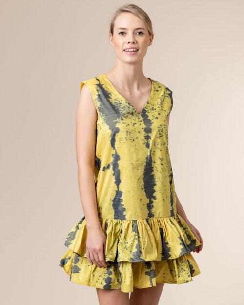Sukienka Beatrice B 21FE6434CHINE_250 żółty