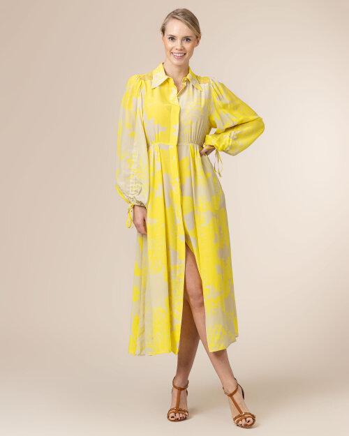 Sukienka Beatrice B 21FE6563BEN581_250 żółty