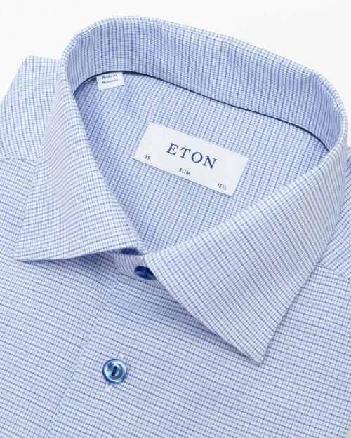 Koszula Eton 1000_02044_25 niebieski