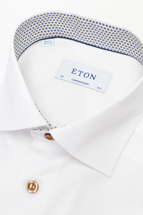 Koszula Eton 1000_03054_00 biały