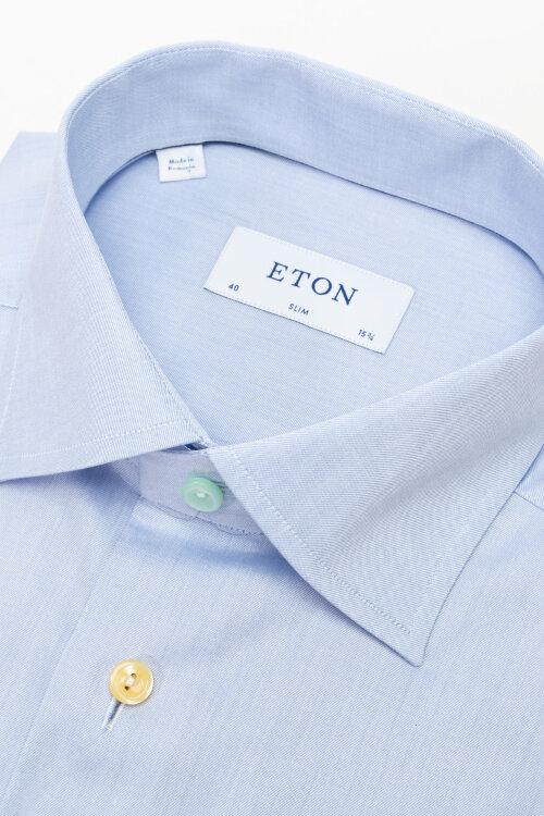 Koszula Eton 1000_02030_21 niebieski
