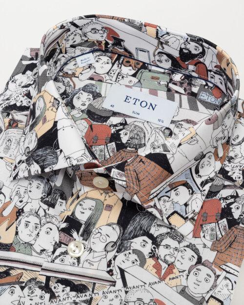 Koszula Eton 1000_02053_01 wielobarwny