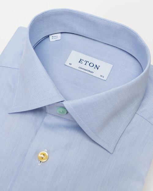 Koszula Eton 1000_03060_21 niebieski