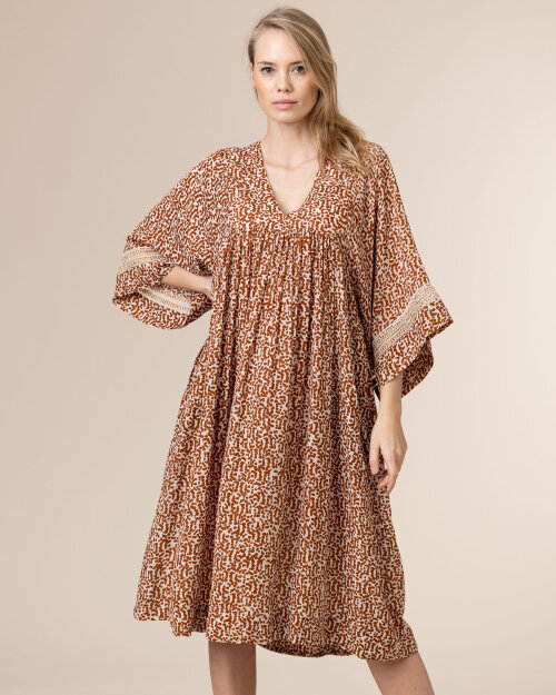 Sukienka Beatrice B 21FE6547VAL768_600 brązowy