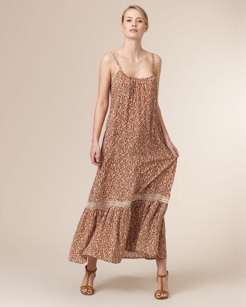 Sukienka Beatrice B 21FE6499VAL768_600 brązowy