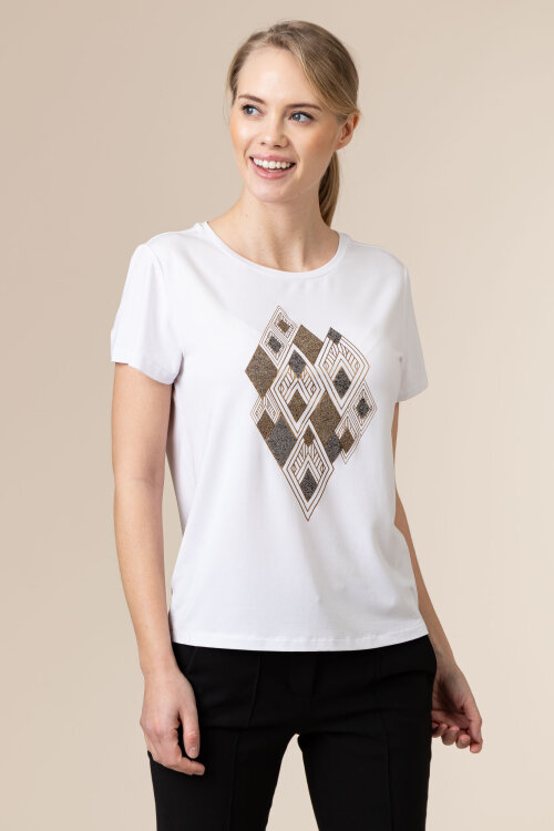 Bluzka Patrizia Aryton 05411-61_10 biały