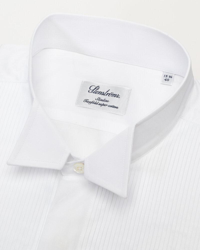 Koszula Stenstroms 727401_1032_000 biały - fot:2