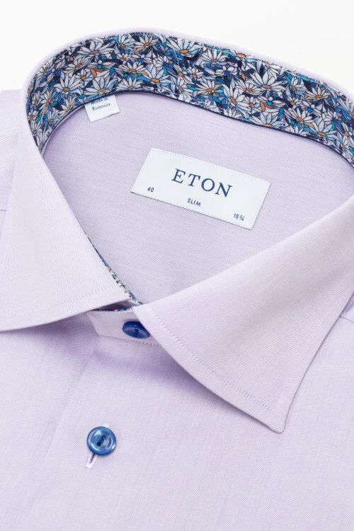 Koszula Eton 1000_03019_74 fioletowy
