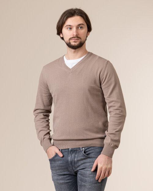 Sweter Baldessarini 5022_40004_8211 beżowy