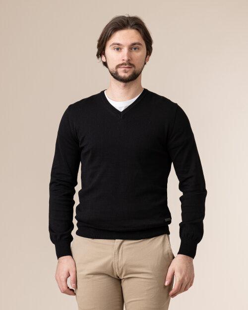Sweter Baldessarini 5022_40004_9000 czarny