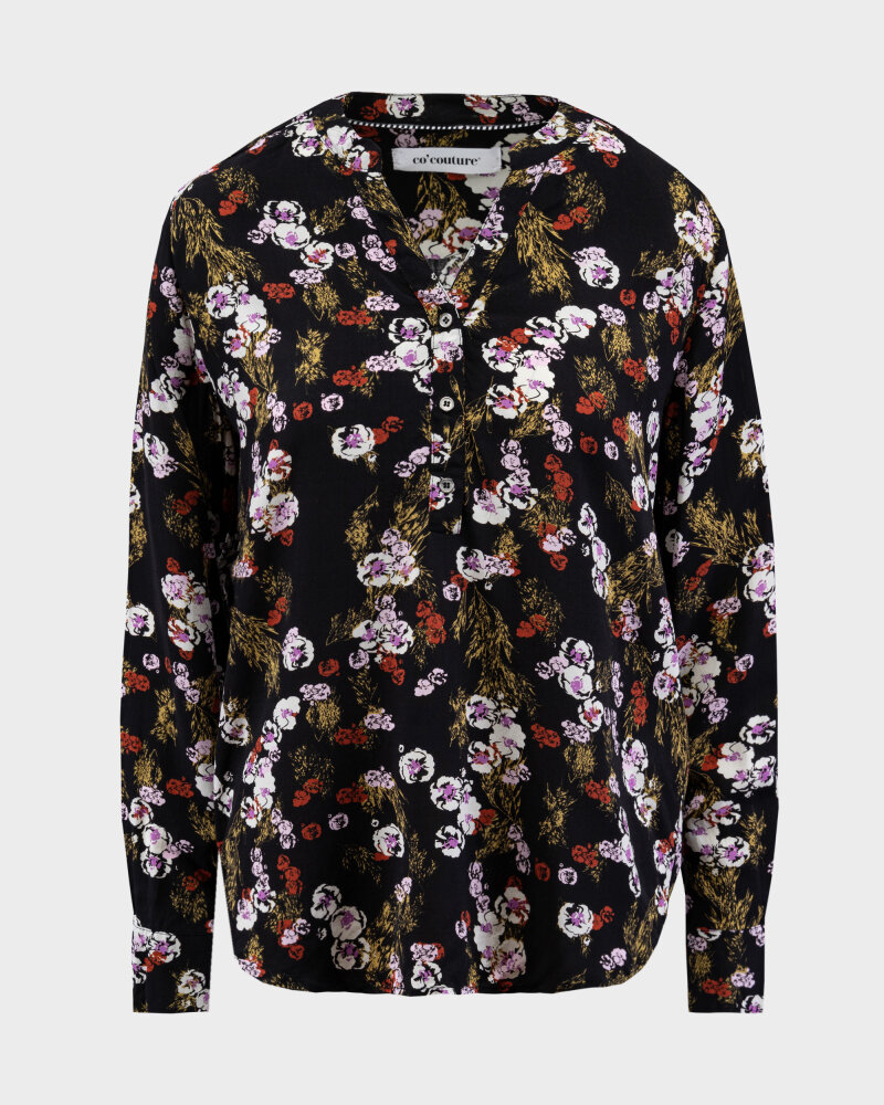 Bluzka Co'Couture 75714_COCO_96 BLACK czarny - fot:1