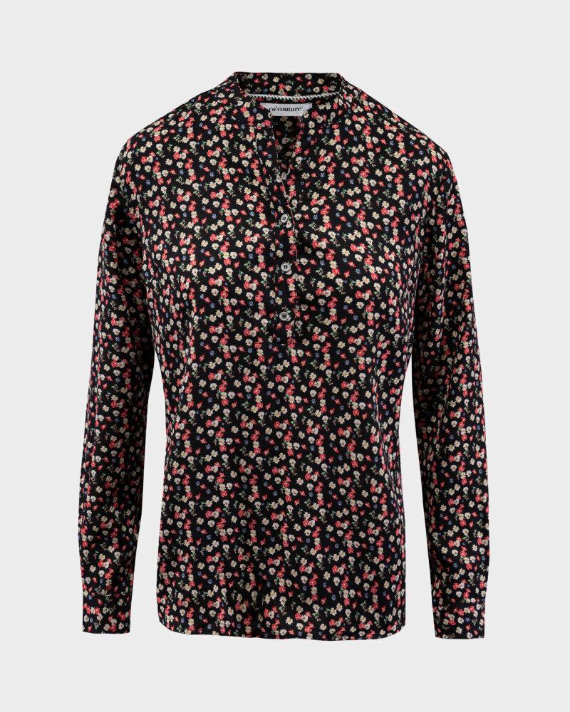 Bluzka Co'Couture 75775_COCO_96 BLACK czarny - fot:1