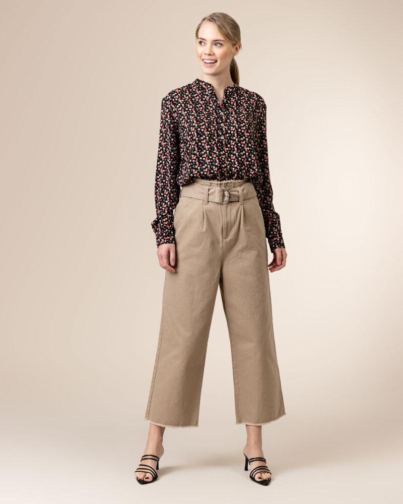 Bluzka Co'Couture 75775_COCO_96 BLACK czarny - fot:5