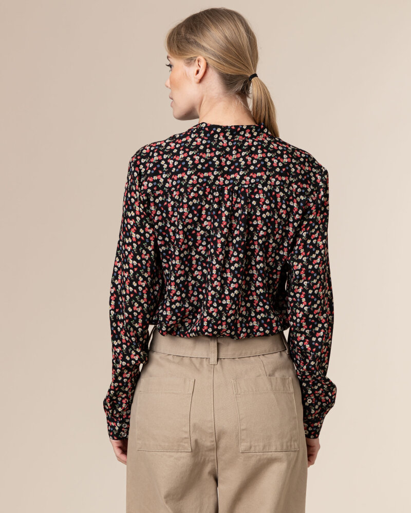Bluzka Co'Couture 75775_COCO_96 BLACK czarny - fot:4