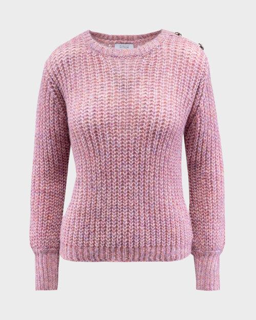 Sweter Patrizia Aryton 05924-61_78 fioletowy