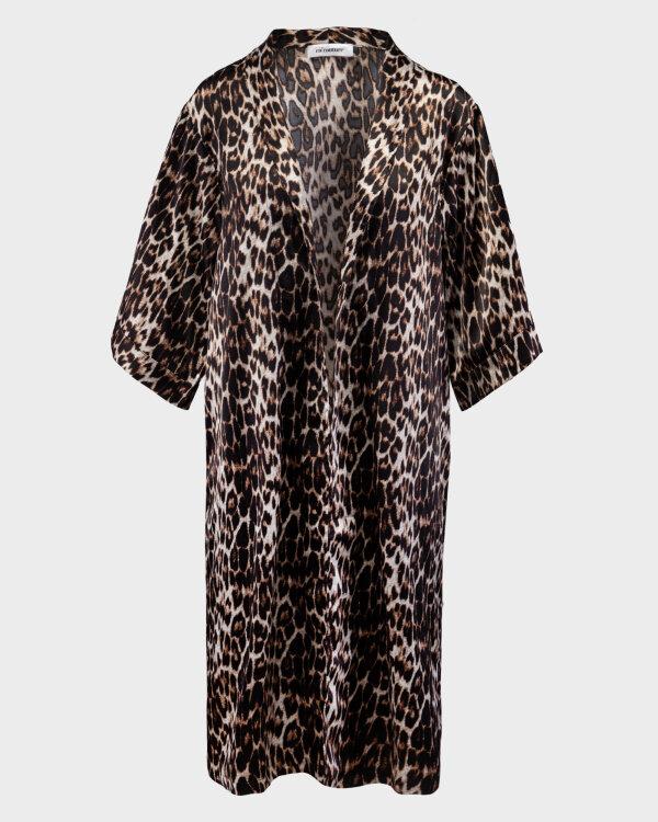 Bluzka Co'Couture 75806_NEW ANIMAL_128 COGNAC czarny