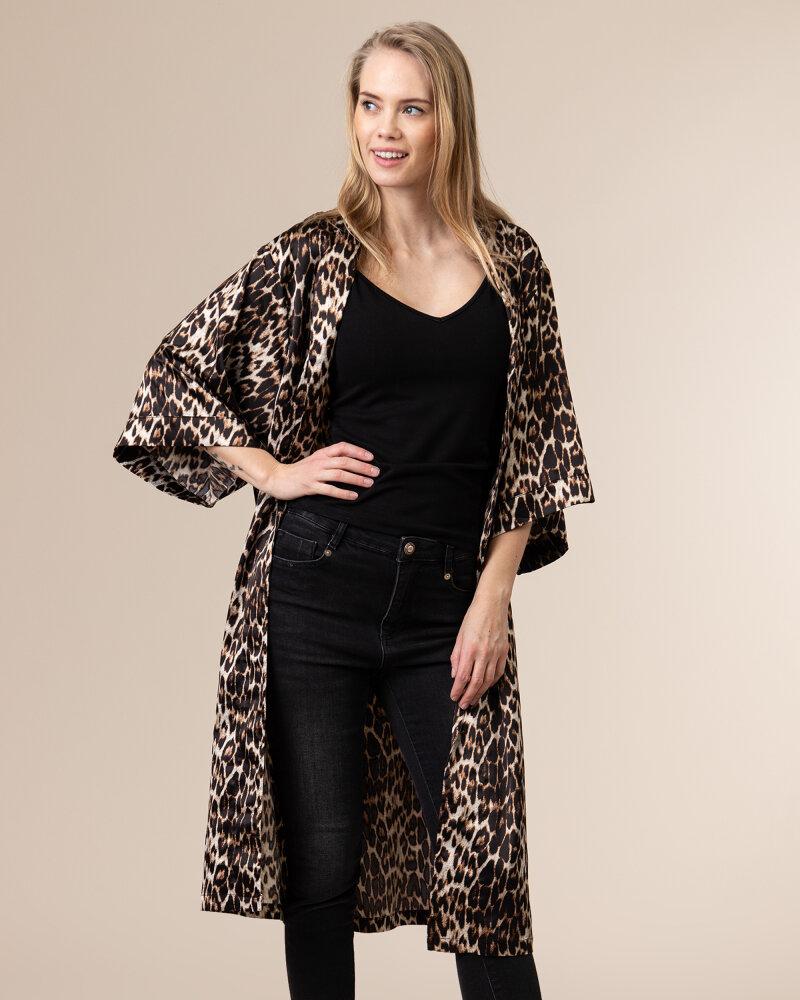 Bluzka Co'Couture 75806_NEW ANIMAL_128 COGNAC czarny - fot:2