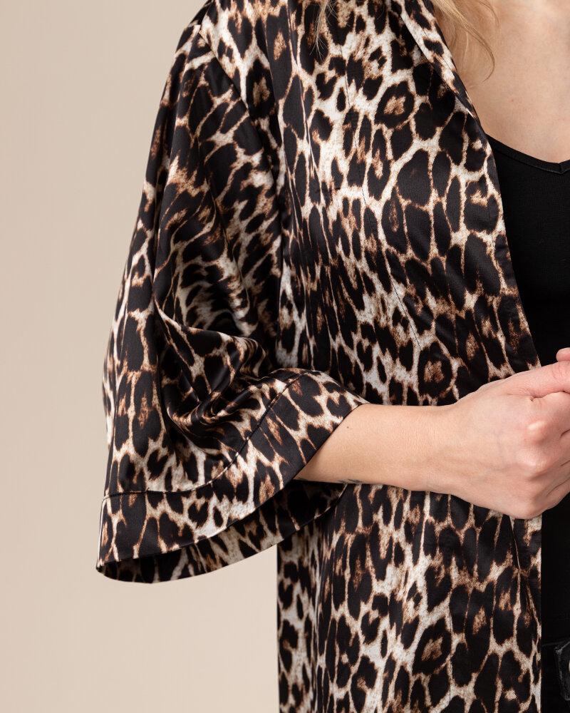 Bluzka Co'Couture 75806_NEW ANIMAL_128 COGNAC czarny - fot:3