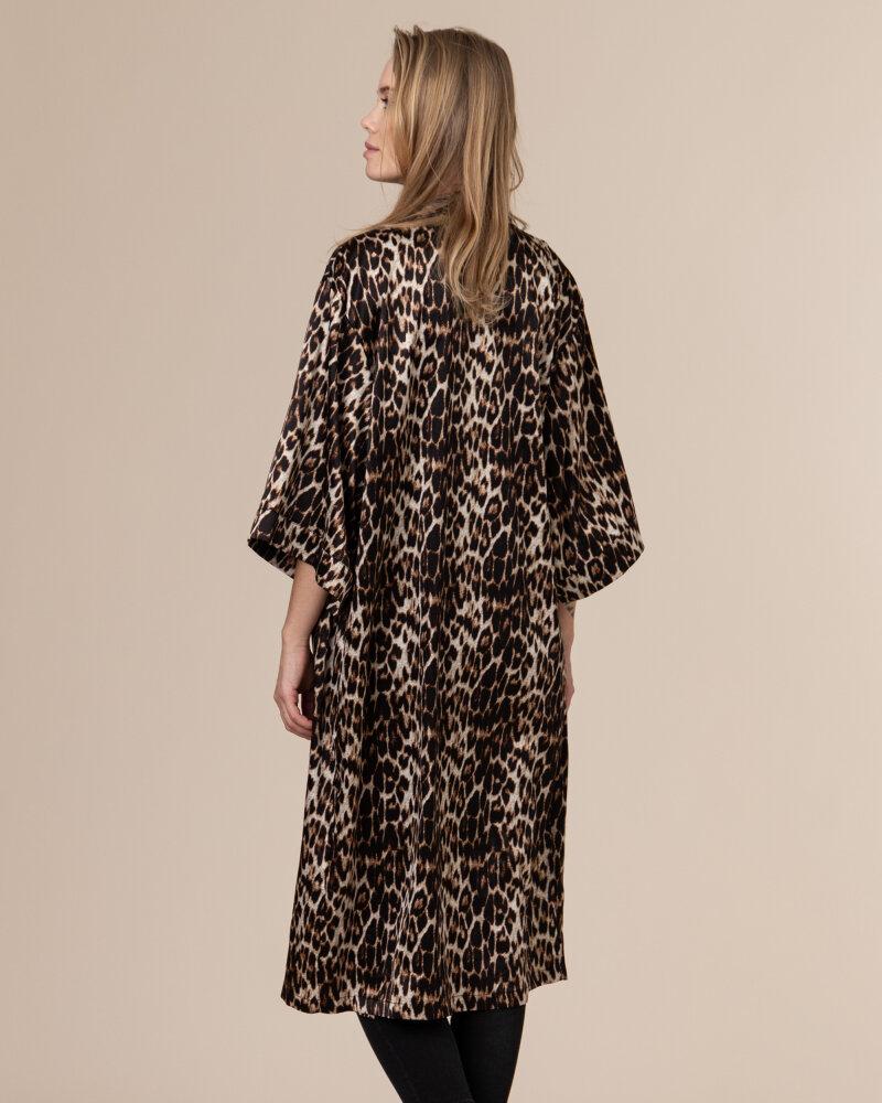 Bluzka Co'Couture 75806_NEW ANIMAL_128 COGNAC czarny - fot:4