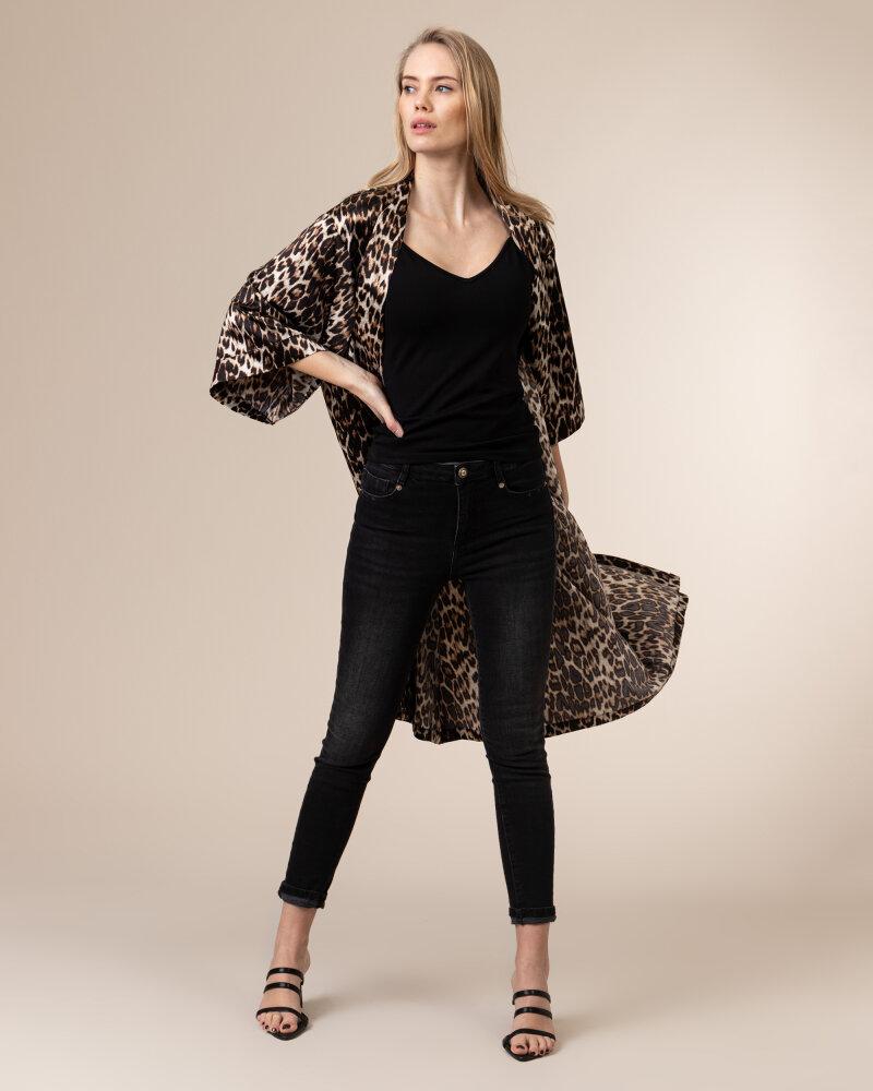 Bluzka Co'Couture 75806_NEW ANIMAL_128 COGNAC czarny - fot:5