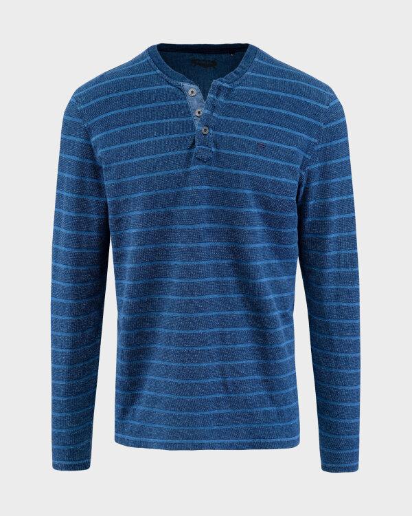 T-Shirt Pioneer Authentic Jeans 07348_04545_578 Niebieski Pioneer Authentic Jeans 07348_04545_578 niebieski