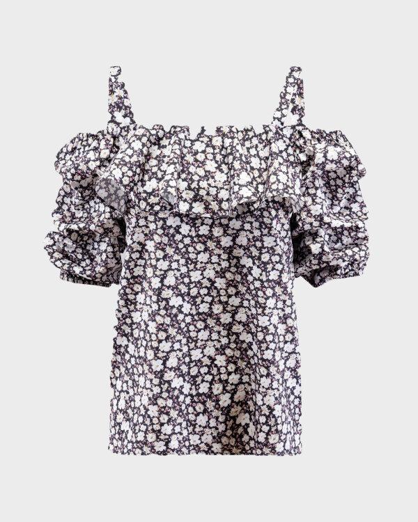 Bluzka Co'Couture 75852_POPPY_120 NAVY granatowy