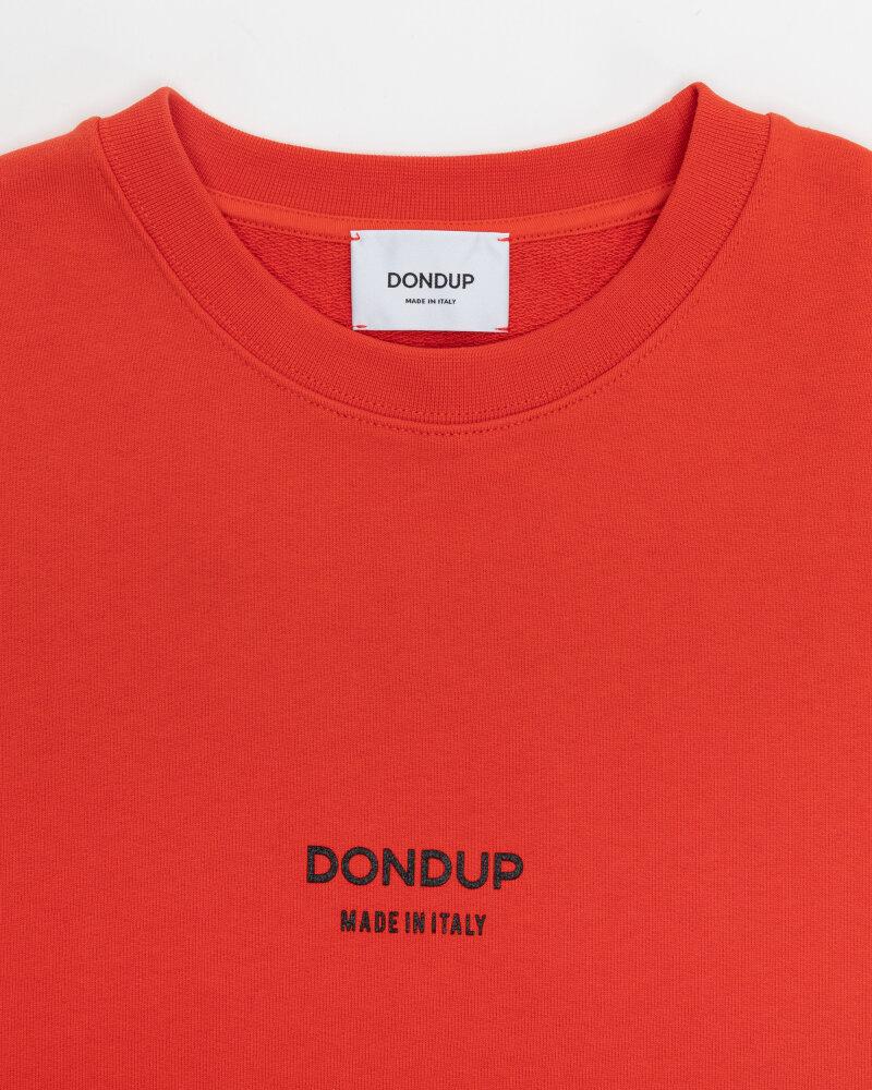 Bluza Dondup UF641_KF0196U_202 pomarańczowy - fot:3