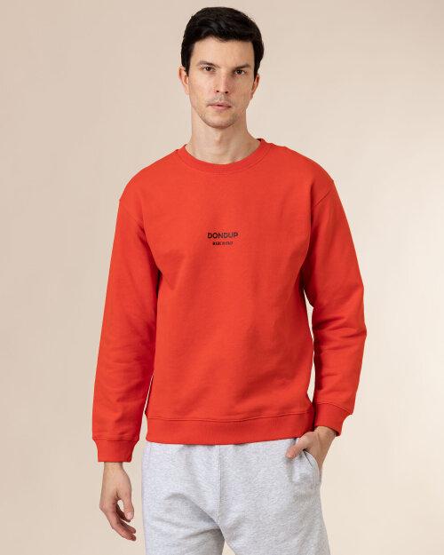 Bluza Dondup UF641_KF0196U_202 pomarańczowy