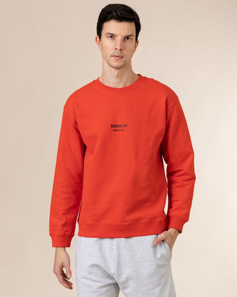 Bluza Dondup UF641_KF0196U_202 pomarańczowy - fot:2