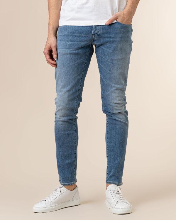 Spodnie Dondup UP550I_DSE302U - BD6_800 niebieski