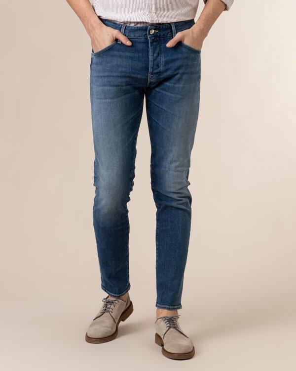 Spodnie Dondup UP550I_DSE302U - BD7_800 niebieski
