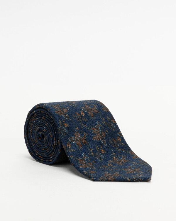 Krawat Stenstroms 913186_001 granatowy